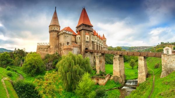 Dracula Bram Stoker Transsylvanien - Rum&#...