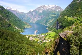 Fantastiske Fjordnorge