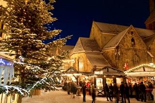 Julemarked og ølfest i Schwalenberg