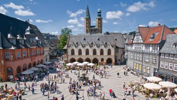 Harzen - Goslar
